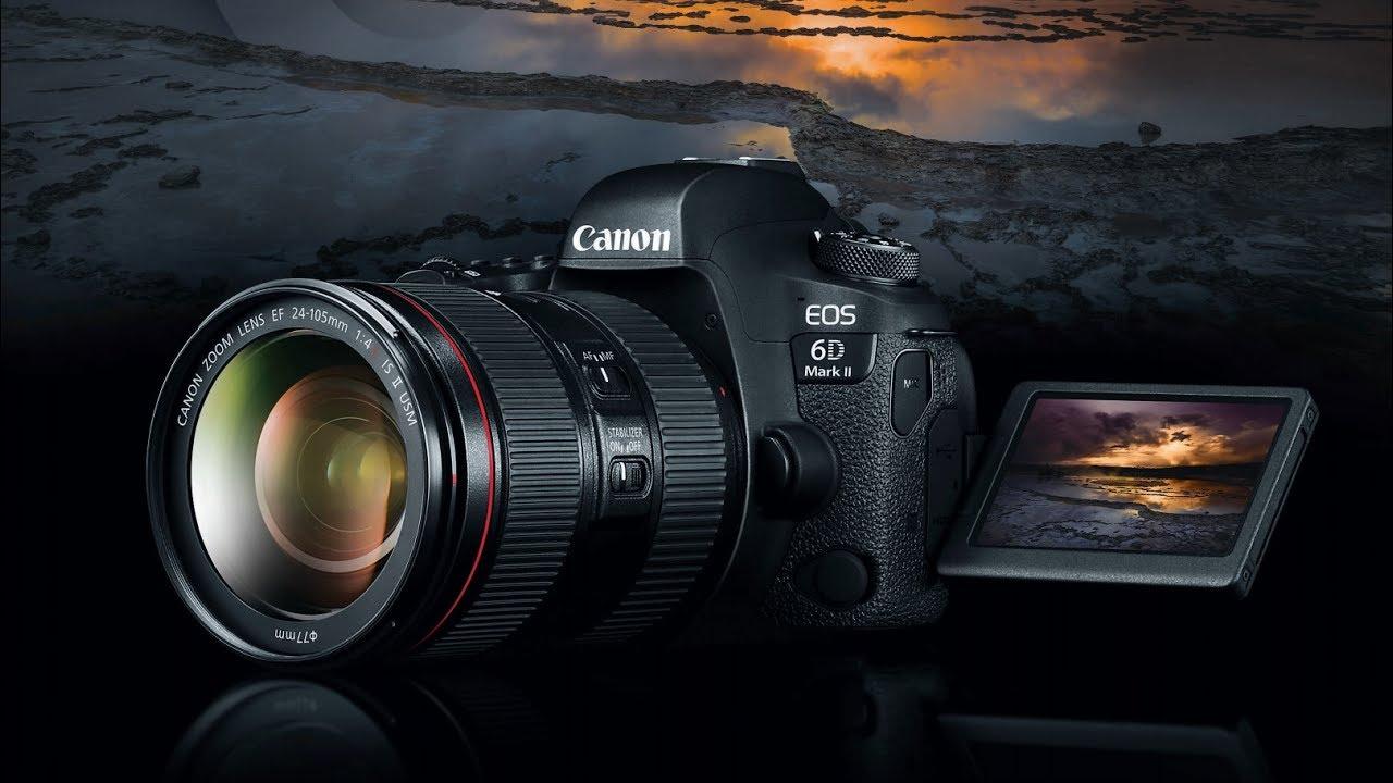 Canon 6D Mark II Preview - The best Full Frame DSLR under $2000, but ...