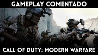 GAMEPLAY EXCLUSIVO MULTIJUGADOR CALL of DUTY: MODERN WARFARE 2019 (XBOne, PS4, PC)
