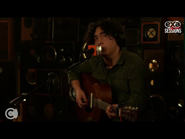 Ed Maverick - Fuentes de Ortiz (live session)   Guanamor Studio