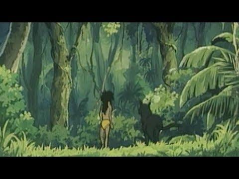 KAAOVA NOVÁ KŮŽE A SLONÍ TANEC - Kniha džunglí, epizoda 50 - CZ
