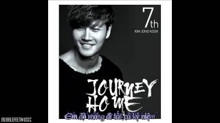 Cover images [Vietsub] KIM JONG KOOK - DISAPPEARING (지워진다) [7TH ALBUM JOURNEY HOME]