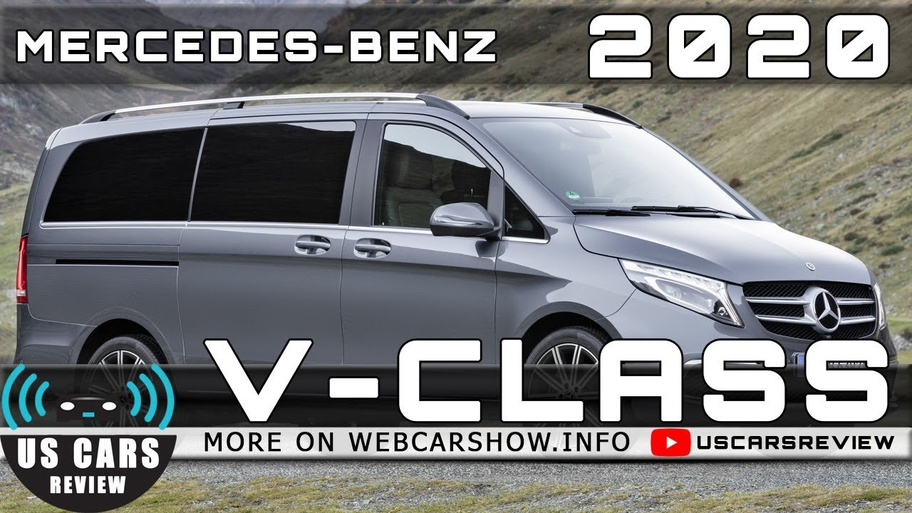 2020 mercedes-benz v-class review release date specs prices