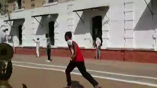 केन्द्रीय जेल भैरवगढ़ में JPL  (जेल प्रीमियम लीग) क्रिकेट का आयोजन...