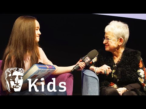 Behind the Scenes of Katy | With BAFTA Kids Young Presenter Tianna