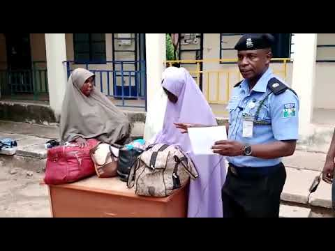 Katsina Police arrest three women concealing petrol in travelling bags for bandits