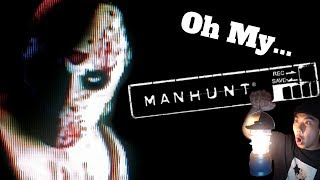 [SPOOKTOBER] Oh My... - Manhunt 2 (PS3) Live Stream and MORE!