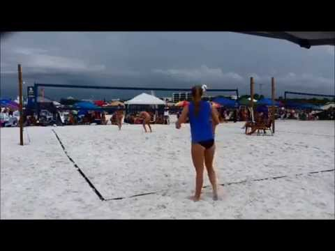 Savanna Roy (Class of 2016) Dig The Beach 7/12/15
