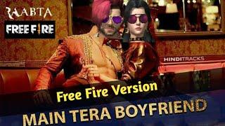 Main tera Boyfriend Tu Meri Girlfriend Free Fire Version | Gaming With Akshay