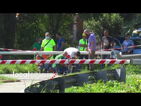 Incidente a Maleo (Lodi), treno travolge auto, muore donna