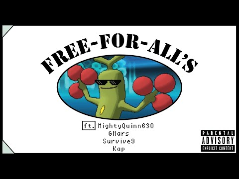 """Free For Alls Ft. MightyQuinn630, GMars, Survive9 & Kap  """"Water On Mars"""""""