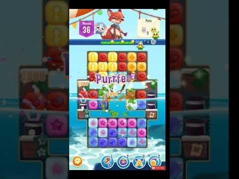 Pet Rescue Puzzle Saga Level 729 No Boosters A S Gaming Youtube