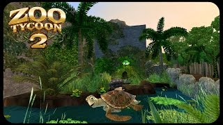 Turtles | 🌿 Tropical Zoo 🌿 | Zoo Tycoon 2 Ultimate Collection