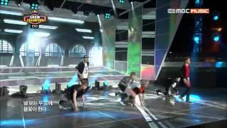 [130814] EXO - Growl @ MBC Show Champion