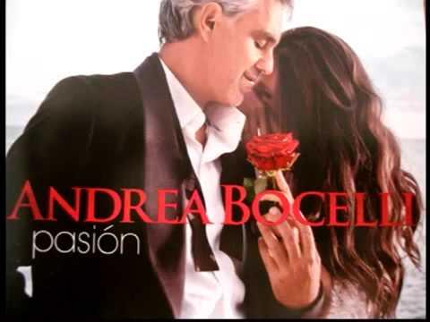 Andrea Bocelli Garota De Ipanema (español)
