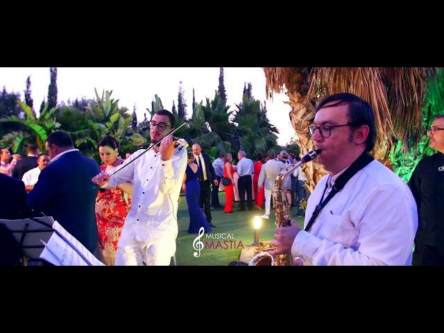 🎻 🎷 Perfect | Saxo y Violin | Musicos para Bodas | Musical Mastia