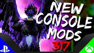 Skyrim Special Edition: ▶️5 BRAND NEW CONSOLE MODS◀️ #317 (PS4/XB1/PC)