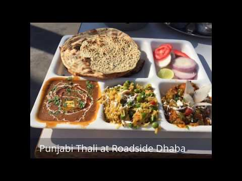 Punjabi Food Scene | What I ate in Punjab