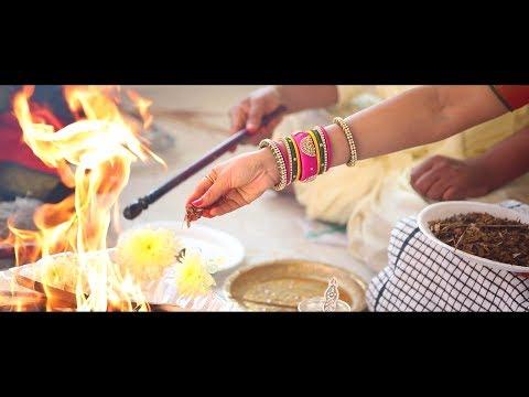 Radha & Shrinivas's Housewarming Ceremony in Milton Keynes(UK) | FPS Events London - HD