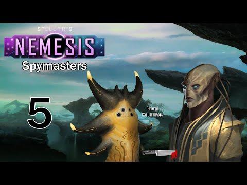 Stellaris Nemesis Spymasters (The Imposter Destroyed) |