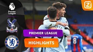 EEN GOED BEGIN IS HET HALVE WERK   Crystal Palace vs Chelsea   Premier League 20