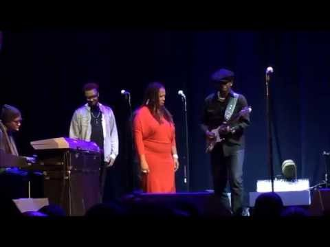 LALA HATHAWAY LIVE@ HOWARD THEATRE 11 20 13