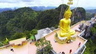 Tiger Cave Temple (Wat Tham Suea), Krabi Thailand