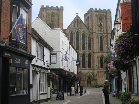 Places to see in ( Ripon - UK )