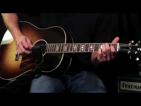 Gibson Limited Edition Advanced Jumbo 12 Fret  •  SN: 11335060
