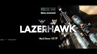 """Obey Stats: """"Lazerhawk"""" - 7th Minitage"""