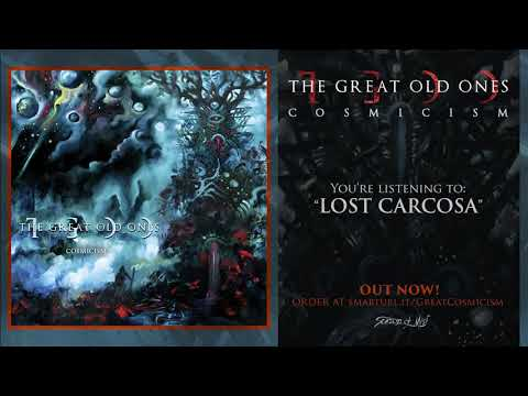 The Great Old Ones - Lost Carcosa (Official Track)