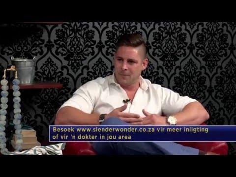 Dr Jannes van Aswegen gesels oor Leptien Sensitiwiteit
