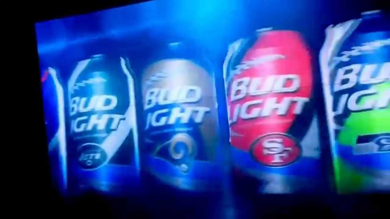 Nfl bud light cans commercial notice anything youtube nfl bud light cans commercial notice anything mozeypictures Gallery