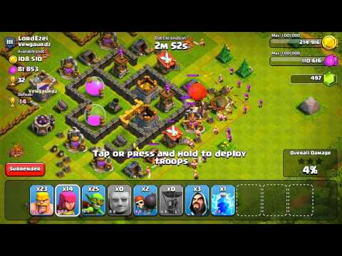 Let's Play Clash of Clans! (Ep. #19)