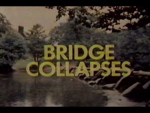 When Havoc Struck - Bridge Collapses - 1978 TV series Glenn Ford