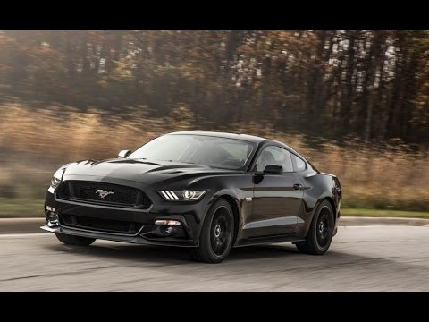2016 Ford Mustang Gt Review Rendered Price Specs Release Date