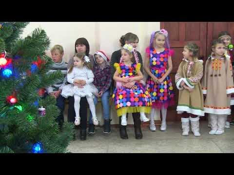 В Быковском Центре культуры и досуга состоялась Новогодняя Ёлка