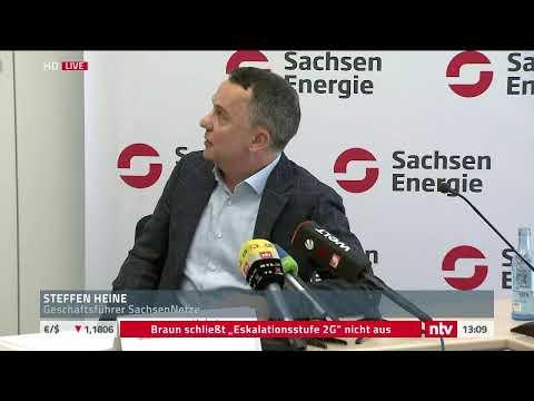LIVE: Pressekonferenz der Polizei Dresden zum gestrigen Stromausfall