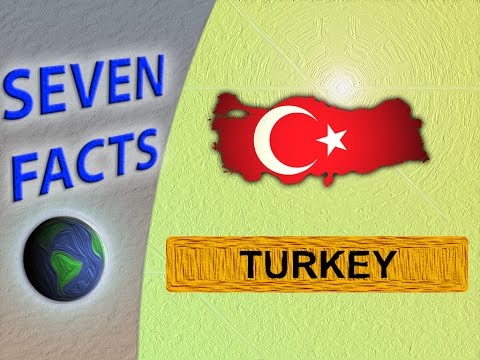 7 Facts about Turkey