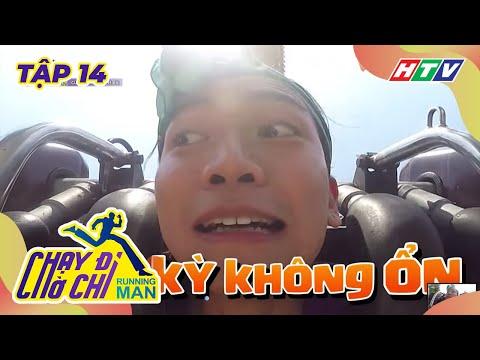 CHẠY ĐI CHỜ CHI | Tập 14 full: Đông Nhi hay Song Luân chiến thắng trong cuộc đua xé bảng tên?