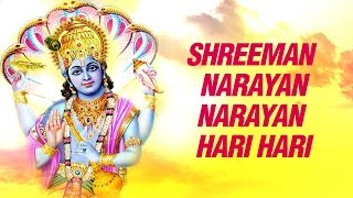 Shreeman Narayan Narayan Hari Hari - Sadhana Sargam - best Meditation chants of india