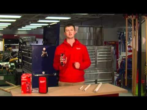 Milwaukee Fluorescent Light Tester 221020