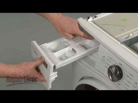 Detergent Dispenser - Whirlpool Alpha Washer Model #WFW85HEFW0