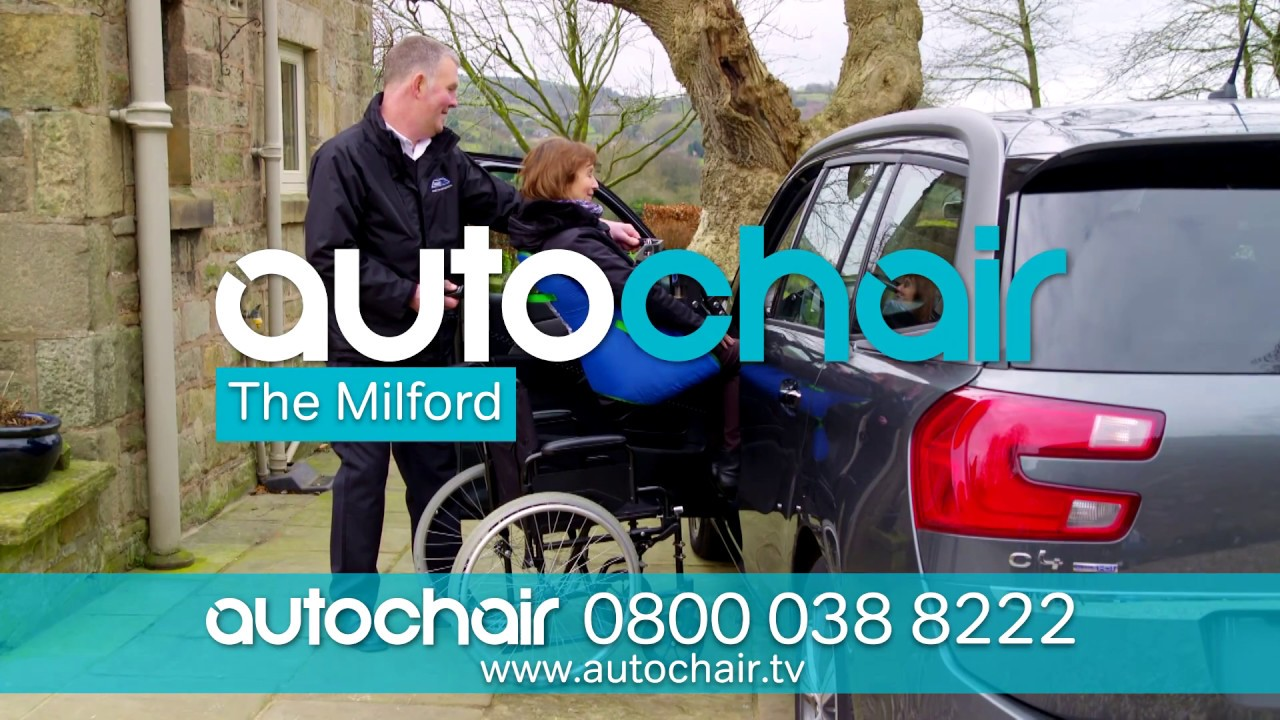 Autochair Milford Person Lift - Person Hoist for transferring from ...