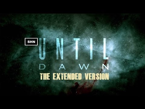 Until Dawn: Extended Version Best Quality 1080p/60fps Walkthrough Longplay Gameplay No Commentary