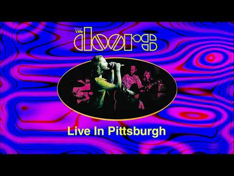 The Doors - Push Push (Live In Pittsburgh) 1970 mp3
