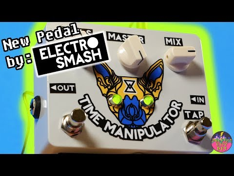Time Manipulator: An Arduino Delay Pedal By ElectroSmash 🎸