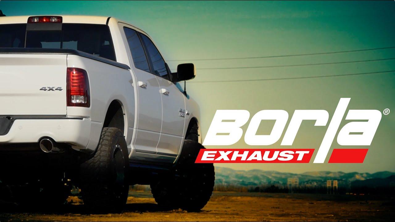 borla performance ram 1500 truck parts