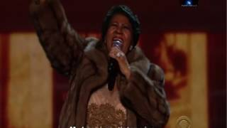 Baixar Aretha Franklin (You Make Me Feel Like) A Natural Woman ~ Kennedy Center Honors (2015)
