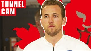 Kane Winner Sends England Into Nations League Finals! | Tunnel Cam | England 2-1 Croatia
