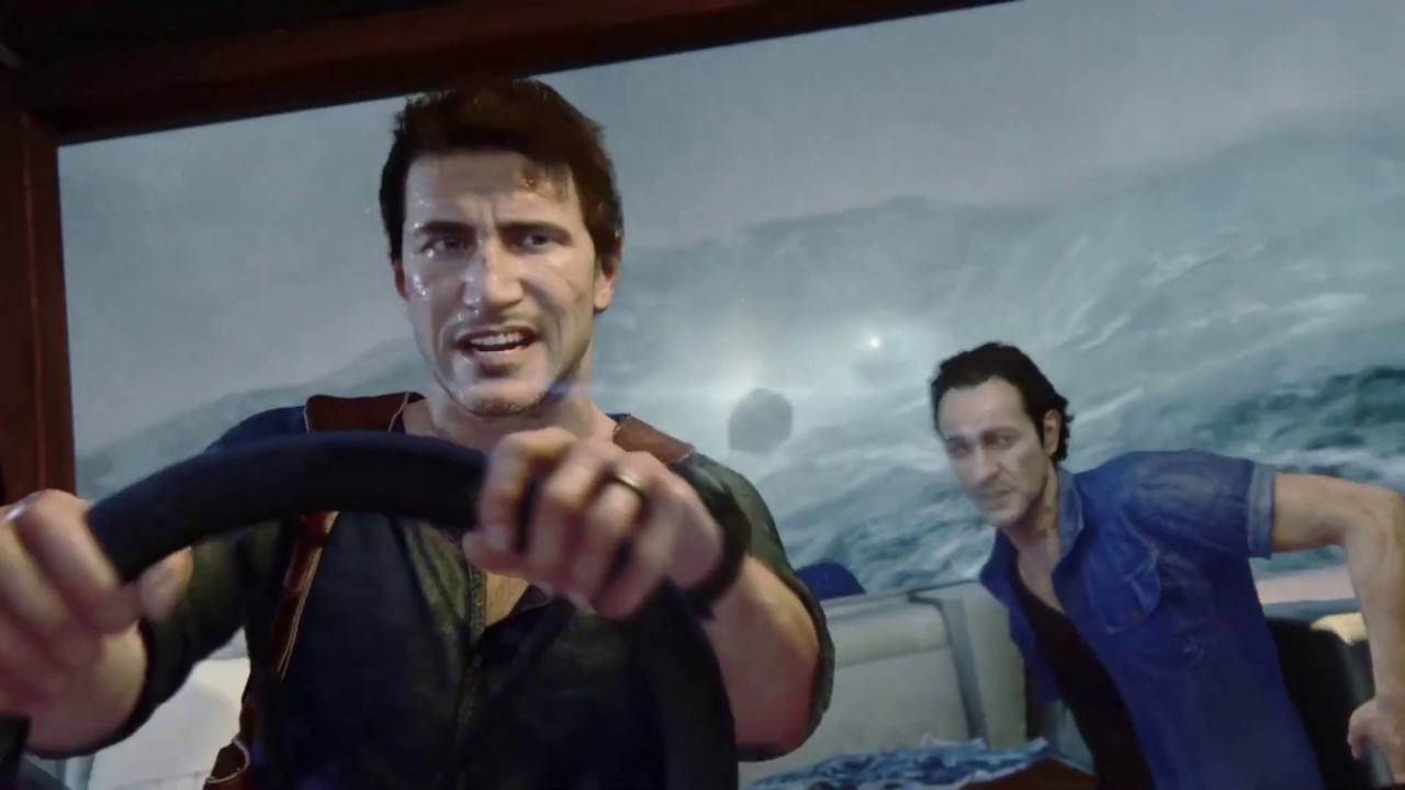 UNCHARTED 4 #1 THE BEGINING OF A LONG STORY 😎😍